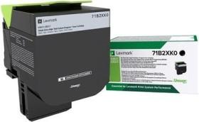 Lexmark Return Toner 71B2XK0 schwarz sehr hohe Kapazität