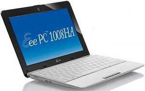 ASUS Eee PC 1008HA, Windows 7 Starter, blue (1008HA-BLU020S)