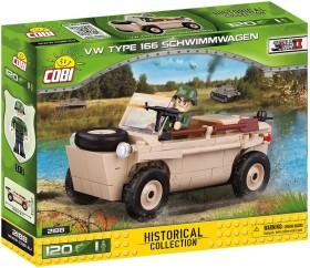 Cobi Historical Collection WW2 VW Typ 166 Schwimmwagen (2188)