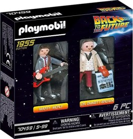 playmobil Back to the Future - Marty McFly und Dr. Emmett Brown (70459)