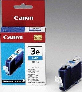 Canon BCI-3eC Tinte cyan (4480A002/4480A257)