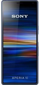 Sony Xperia 10 Dual-SIM blau