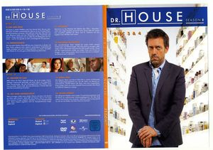 Dr. House Season 2 -- © bepixelung.org