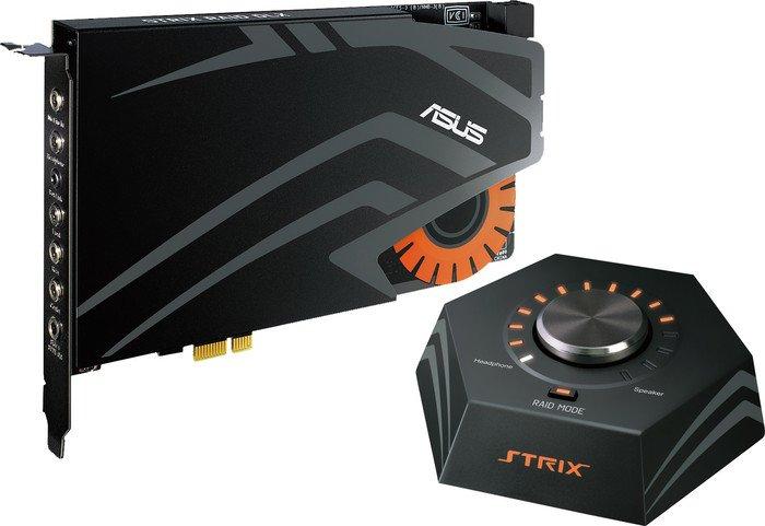 ASUS Strix Raid DLX, PCIe x1 (90YB00H0-M0UA00)