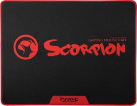 Marvo Scorpion G18 Gaming mousepad black/red (MA-G18BK)