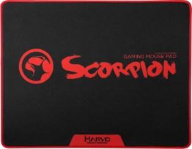 Marvo Scorpion G18 Gaming Mousepad schwarz/rot (MA-G18BK)
