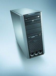 Fujitsu Celsius V810, Opteron 248 (verschiedene Modelle)
