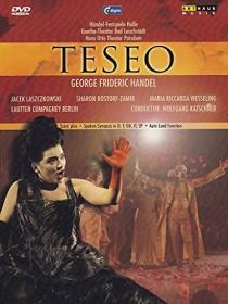 Georg Friedrich Händel - Teseo (DVD)