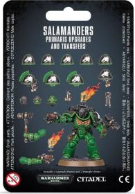 Games Workshop Warhammer 40.000 - Upgrades und Abziehbilderbögen: Salamanders Primaris (99070101044)