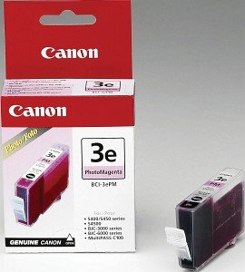 Canon BCI-3ePM photo ink magenta (4484A002)