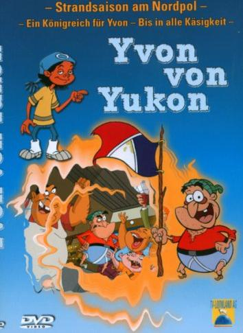 Yvon von Yukon 1 -- via Amazon Partnerprogramm