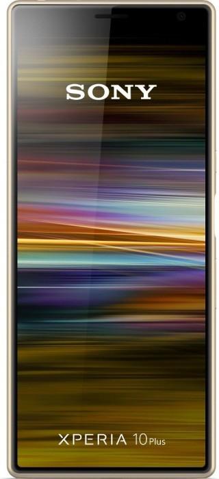 Sony Xperia 10 Plus Dual-SIM gold