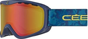 Cébé Ridge OTG dark blue camo/pc vario perfo amber flash red (CBG282)