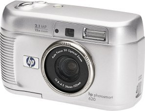HP Photosmart 620 digital camera (Q2170A)