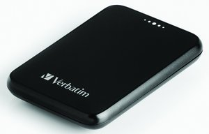 Verbatim Pocket Hard Drive 250GB, USB 2.0 (47507)