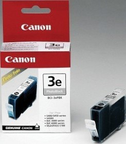 Canon ink BCI-3ePBK black photo (4485A002)
