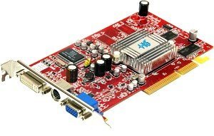 HIS Radeon 9550SE ViVo, 128MB DDR, DVI, ViVo, AGP (R8N-31-B)