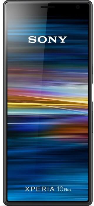 Sony Xperia 10 Plus Dual-SIM schwarz