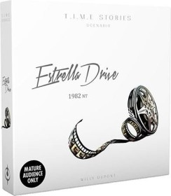 T.I.M.E Stories Estrella Drive (Erweiterung)