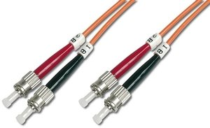 Digitus Fiber Channel Kabel Multimode Duplex, 10m (DK-2511-10)