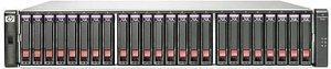 HP StorageWorks P2000 G3 MSA SAS SFF, 8x SAS 6Gb/s, 2U (AW594A)