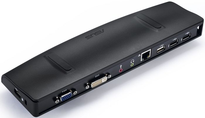 ASUS USB 2.0 HZ-1 Docking-station (90-XB0Q00DS00050)