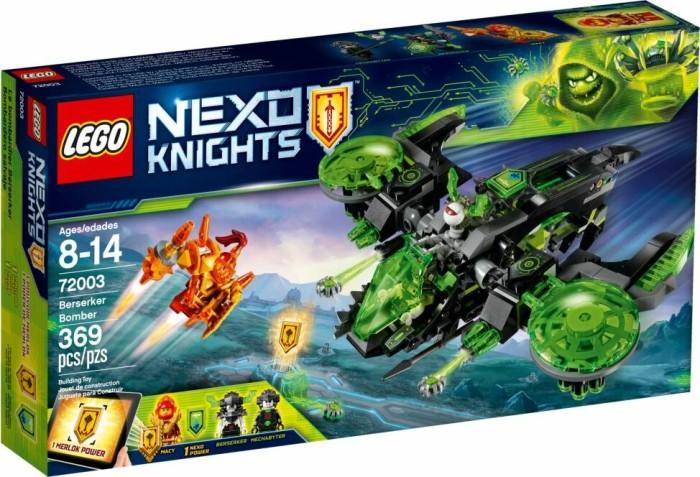 Lego Nexo Knights Berserker Flieger 72003