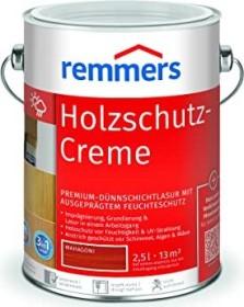 Remmers Holzschutz-Creme Holzschutzmittel mahagoni, 2.5l (2720-03)