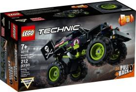 LEGO Technic - Monster Jam Grave Digger (42118)