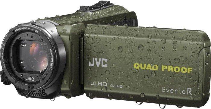 JVC Everio GZ-R435 grün