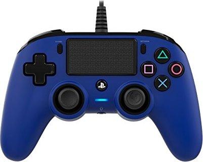 Nacon Compact Controller blau (PS4) -- via Amazon Partnerprogramm