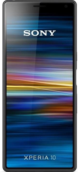 Sony Xperia 10 Dual-SIM schwarz