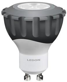 Ledon LED-Lampe Reflektor 8W GU10 MR16 60° dimmbar (28000323)