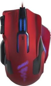 Speedlink Omnivi Core Gaming Mouse rot, USB (SL-680006-BKRD)