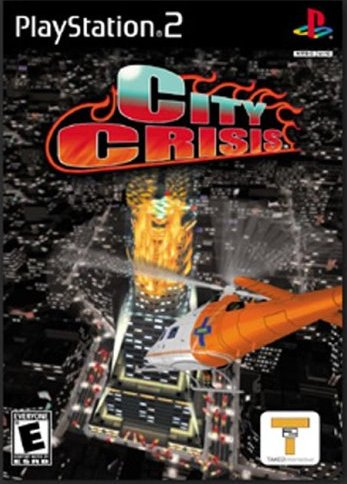 City Crisis (deutsch) (PS2) -- via Amazon Partnerprogramm