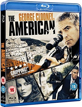 The American (Blu-ray) (UK) -- via Amazon Partnerprogramm