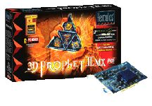 Guillemot Hercules 3D Prophet II MX, GeForce2 MX, 32MB, PCI, retail [5.5ns]