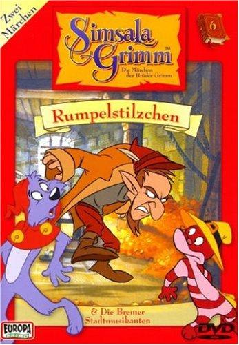 Simsala Grimm Vol. 6: Rumpelstilzchen, Die Bremer Stadtmusikanten -- via Amazon Partnerprogramm
