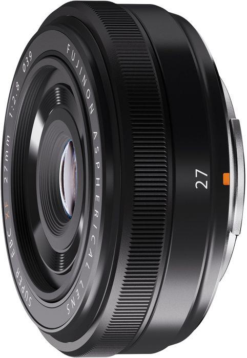 Fujifilm Fujinon XF 27mm 2.8 schwarz