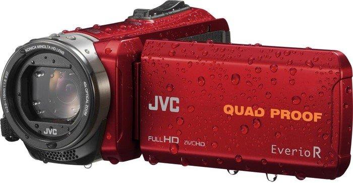 JVC Everio GZ-R435 rot
