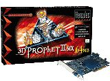 Guillemot / Hercules 3D Prophet II MX, GeForce2 MX, 64MB, AGP, retail (6ns)
