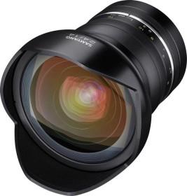 Samyang XP 14mm 2.4 for Nikon F black