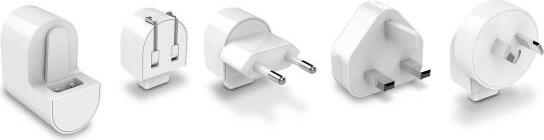 Celly Turbo Wall Charger 2.4A Universal weiß (TCTRAVELUNI)