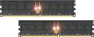 GeIL Black Dragon DIMM Kit   4GB, DDR2-800, CL4-4-4-12 (GB24GB6400C4DC)