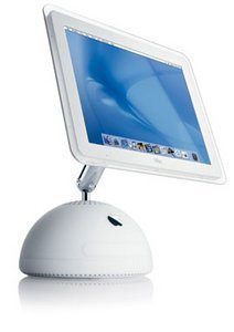 "Apple iMac G4, 15"", 800MHz, 256MB RAM, 60GB HDD, Combo (M9105*/A)"