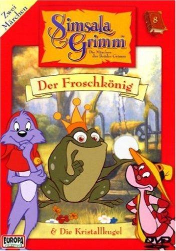 Simsala Grimm Vol. 8: Der Froschkönig, Die Kristallkugel -- via Amazon Partnerprogramm