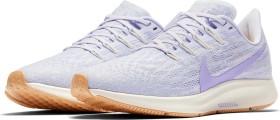 Nike Air Zoom Pegasus 36 platinum tint/pale ivory/celestial gold/purple agate (Damen) (AQ2210-005)