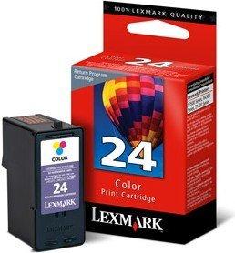 Lexmark Return Druckkopf mit Tinte 24 dreifarbig (018C1524E)