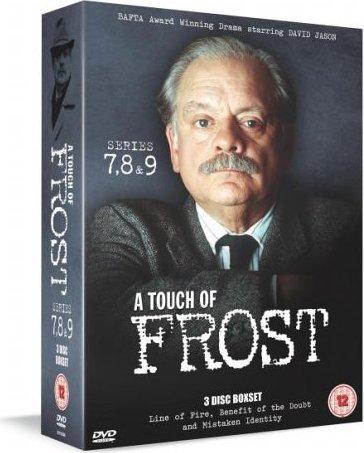 A Touch Of Frost Box (Season 7-9) (UK) -- via Amazon Partnerprogramm