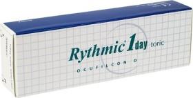 Cooper Vision Rythmic 1day toric, 30er-Pack
